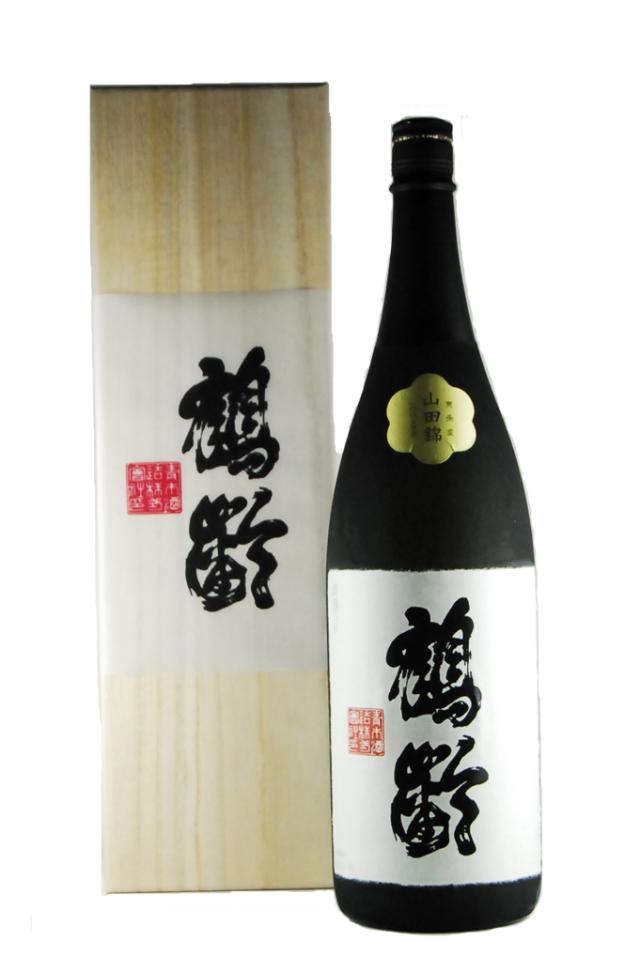 鶴齢 純米大吟醸 山田錦 37%(1800ml)