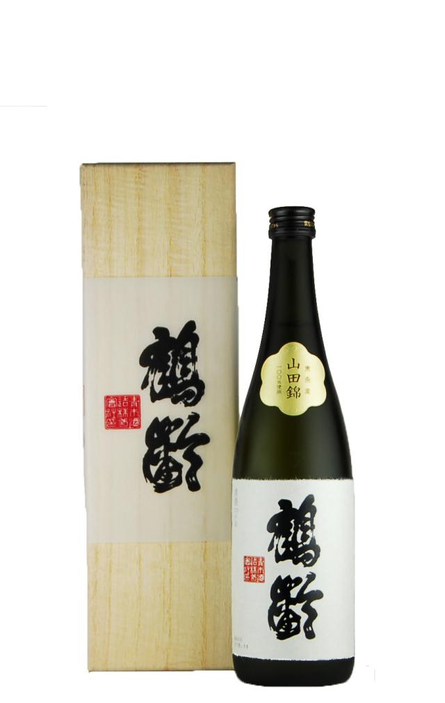 鶴齢 純米大吟醸 山田錦 37%(720ml)