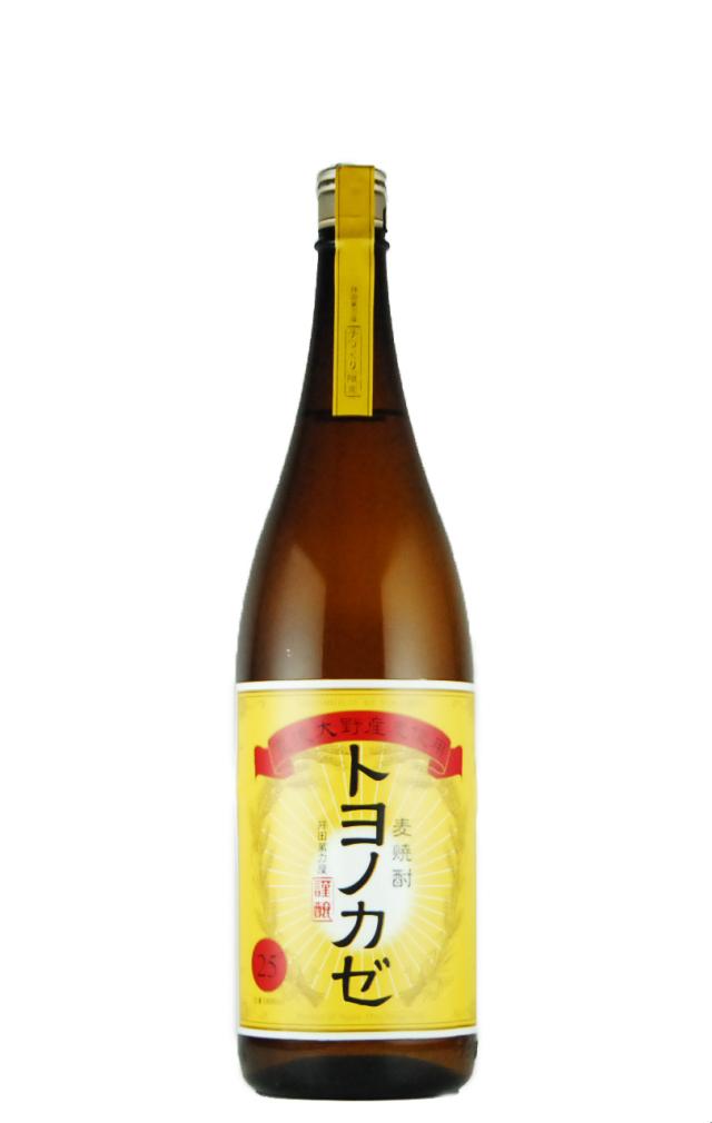 トヨノカゼ(25度)1800ml