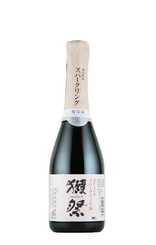 獺祭 純米大吟醸 50 発泡にごり酒(360ml)