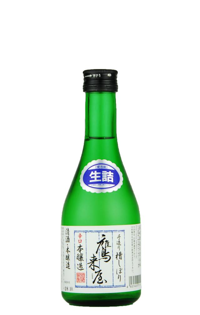 鷹来屋 辛口 本醸造(300ml)