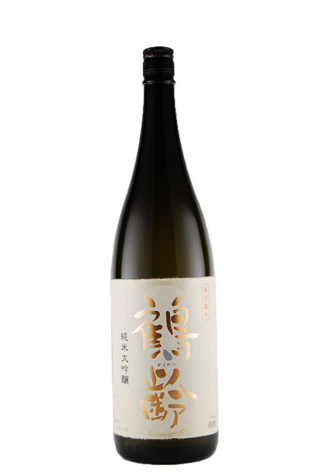鶴齢 純米大吟醸 越淡麗(1800ml)