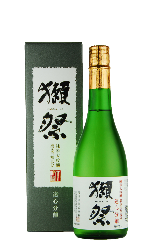 獺祭 純米大吟醸 磨き三割九分 遠心分離(720ml)