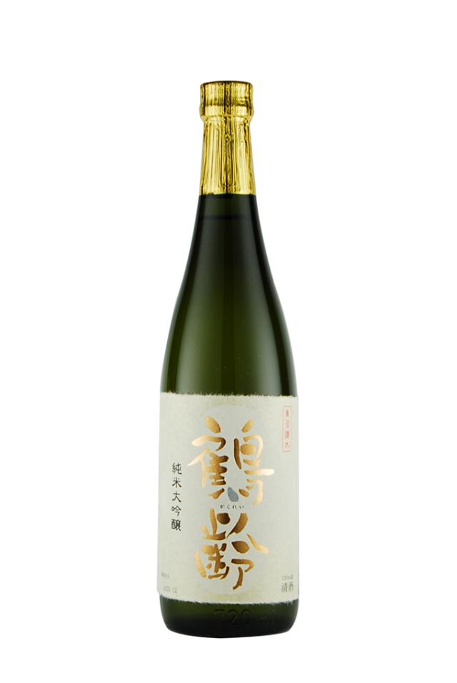 鶴齢 純米大吟醸 越淡麗(720ml)