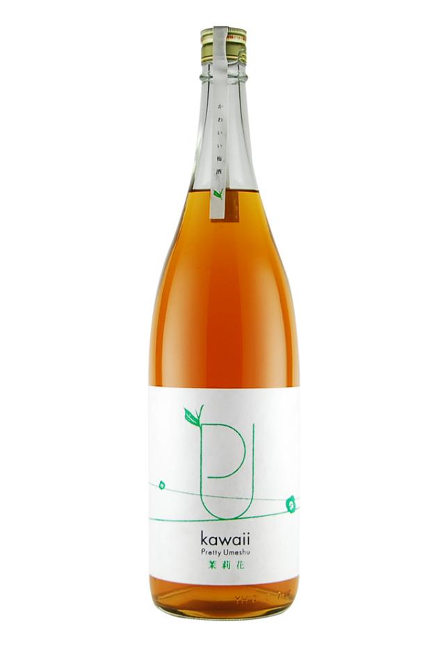 プリティー梅酒 カワイイ ジャスミン(1800ml)