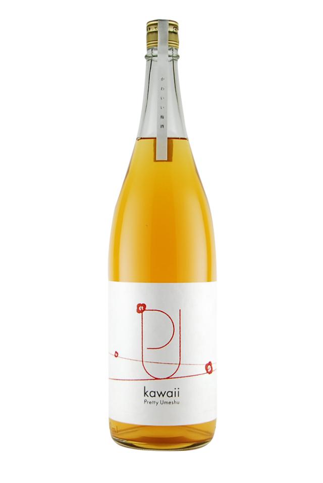 プリティー梅酒 カワイイ ライチ(1800ml)