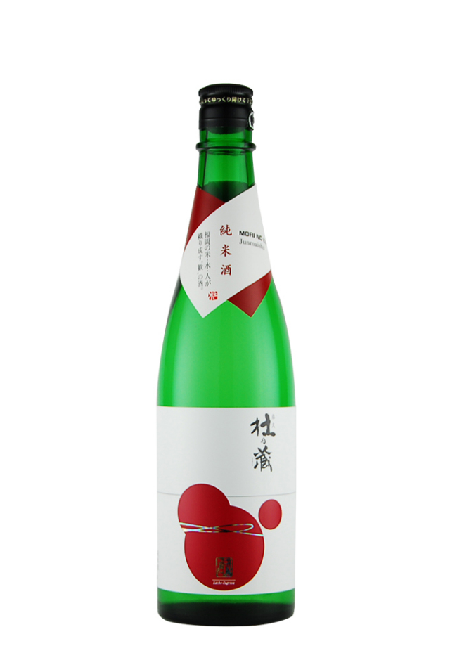 杜の蔵 純米酒(720ml)