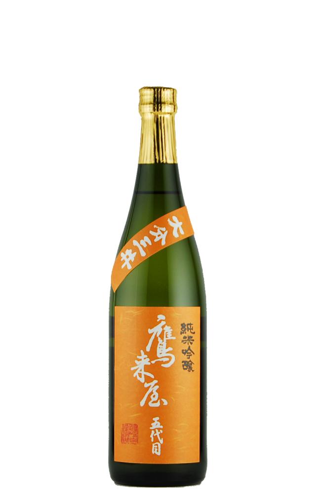 鷹来屋 純米吟醸 大分三井(720ml)