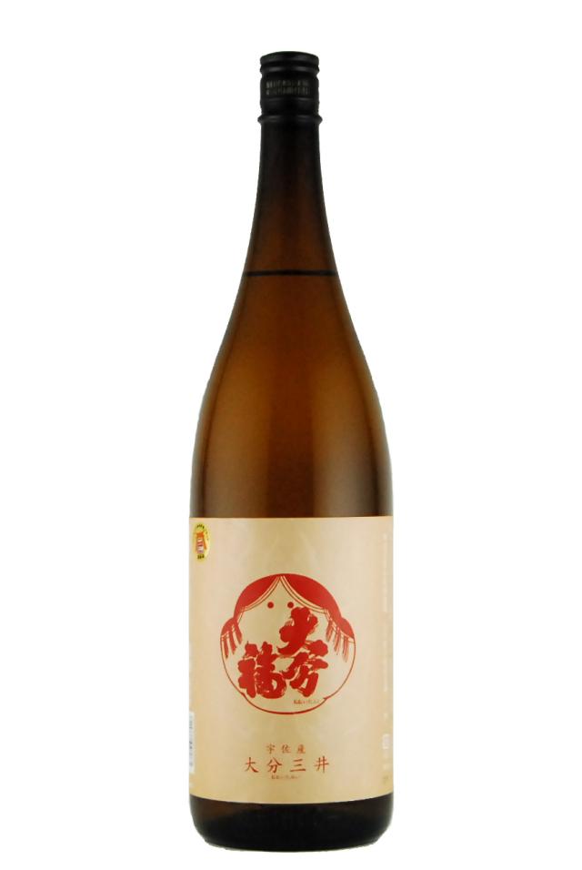 大分福 純米酒 大分三井(1800ml)