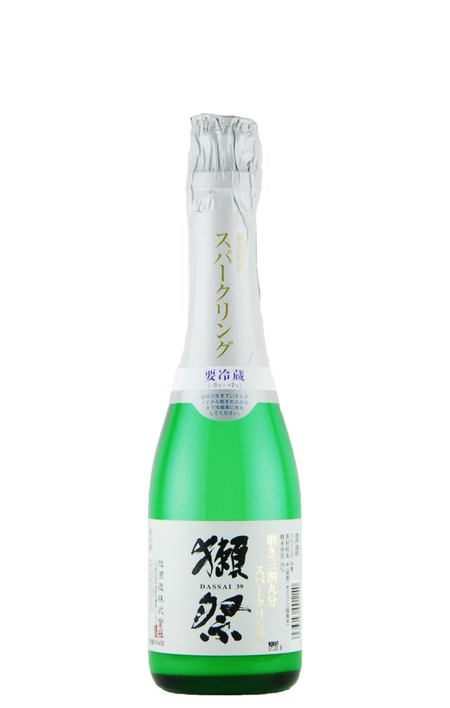獺祭 純米大吟醸 磨き三割九分 発泡にごり酒(720ml)