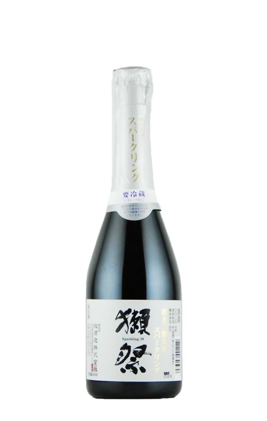獺祭 純米大吟醸 磨き三割九分 発泡にごり酒(360ml)