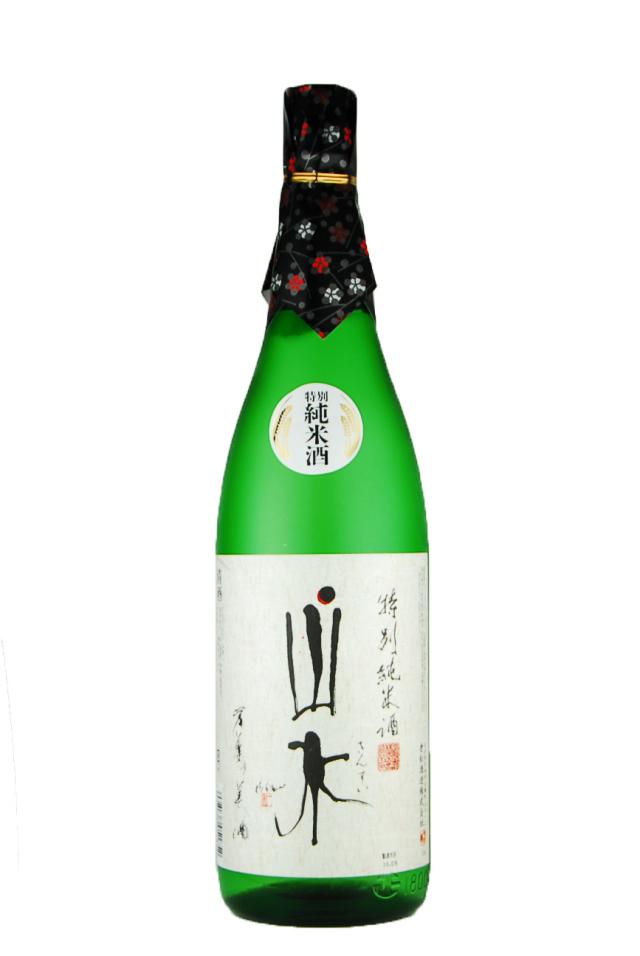 山水 特別純米酒(1800ml)