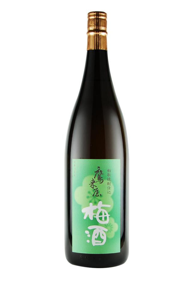 鷹来屋 粕取り焼酎仕込 梅酒(1800ml)