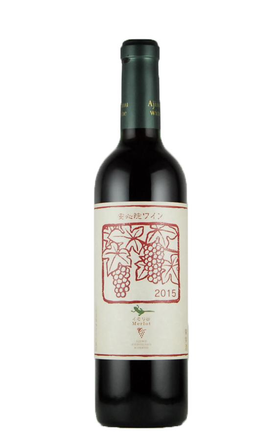 安心院ワイン イモリ谷 メルロー 720ml
