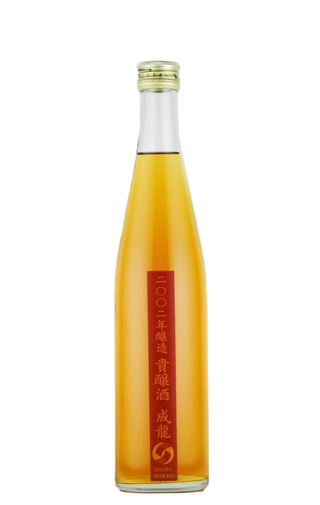 貴醸酒 成龍 2002醸造(500ml)