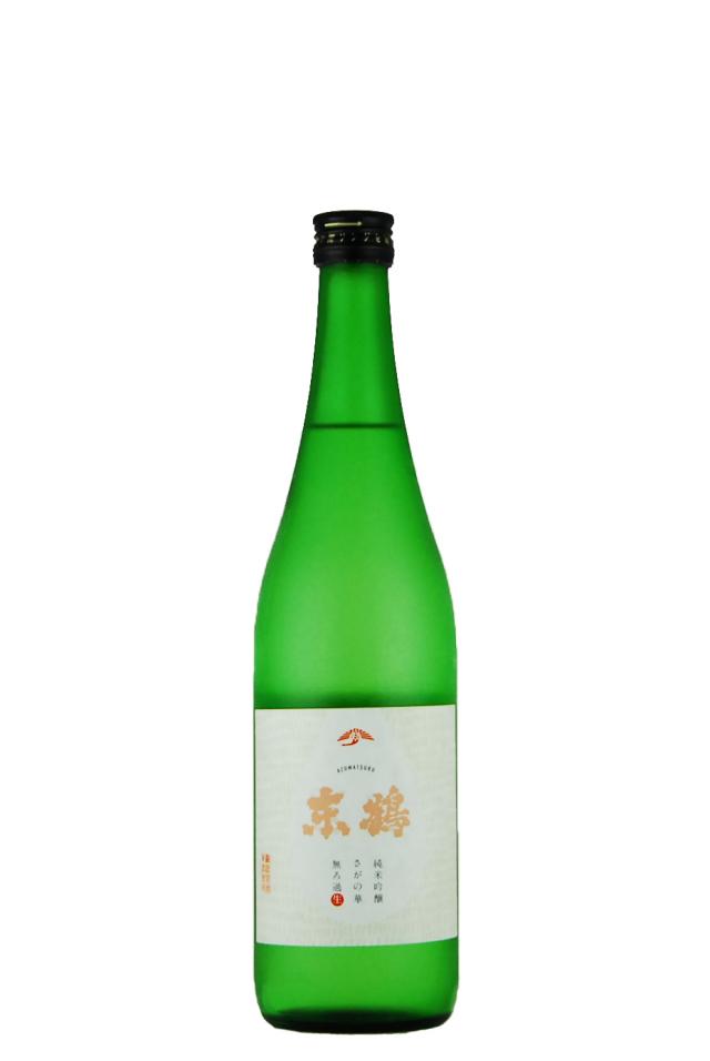 東鶴 純米吟醸 さがの華(720ml)