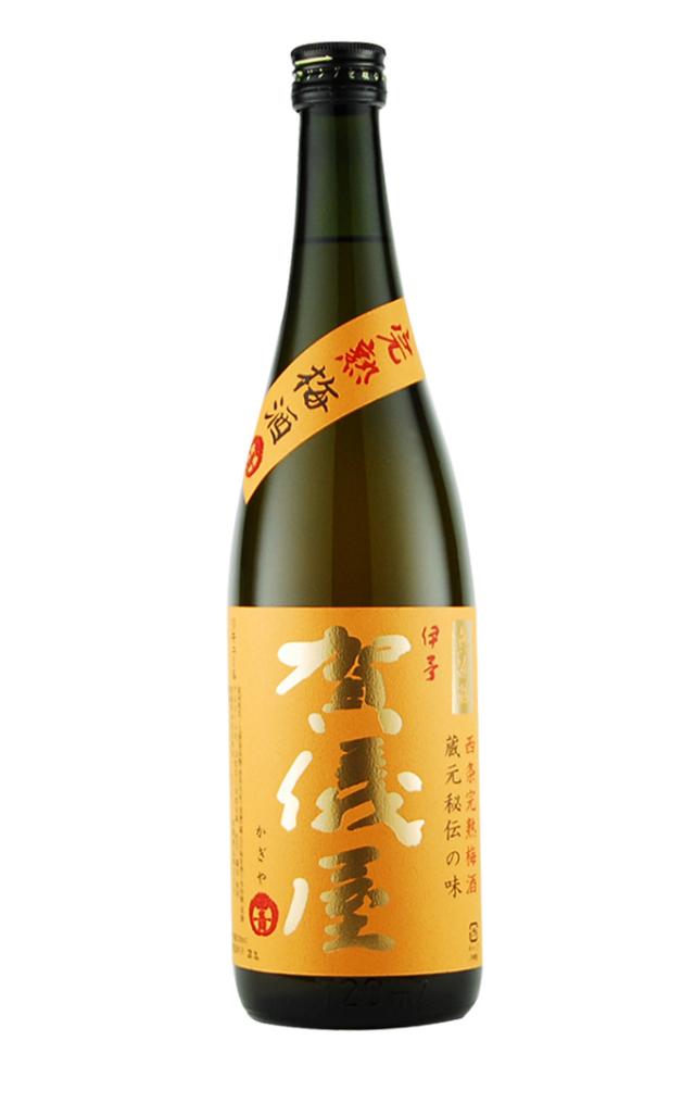 伊予賀儀屋 梅酒(720ml)
