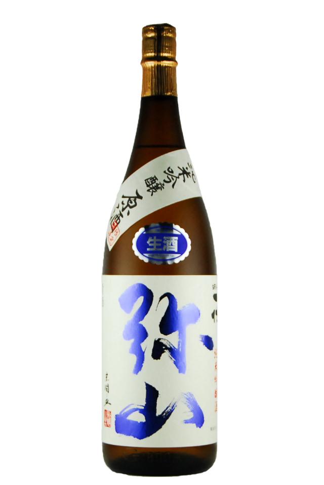 弥山 純米吟醸 生原酒(1800ml)