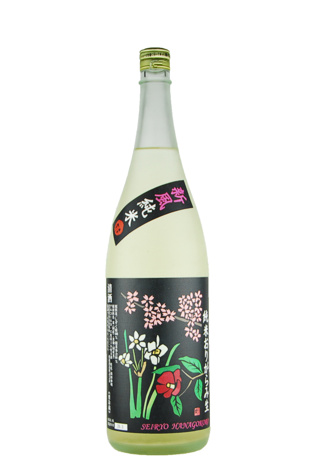 伊予賀儀屋 SEIRYO FLOWER(1800ml)