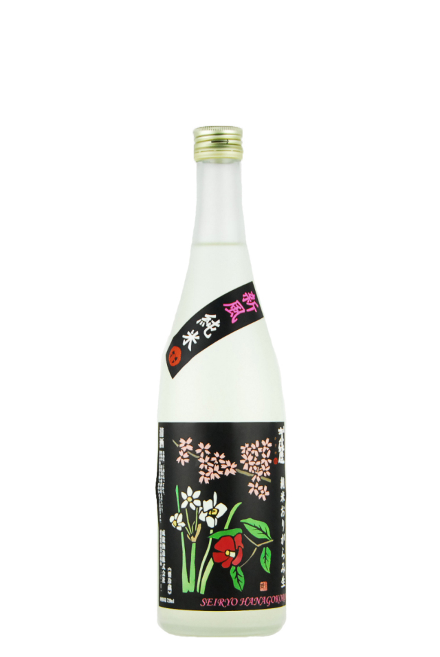 伊予賀儀屋 SEIRYO FLOWER(720ml)