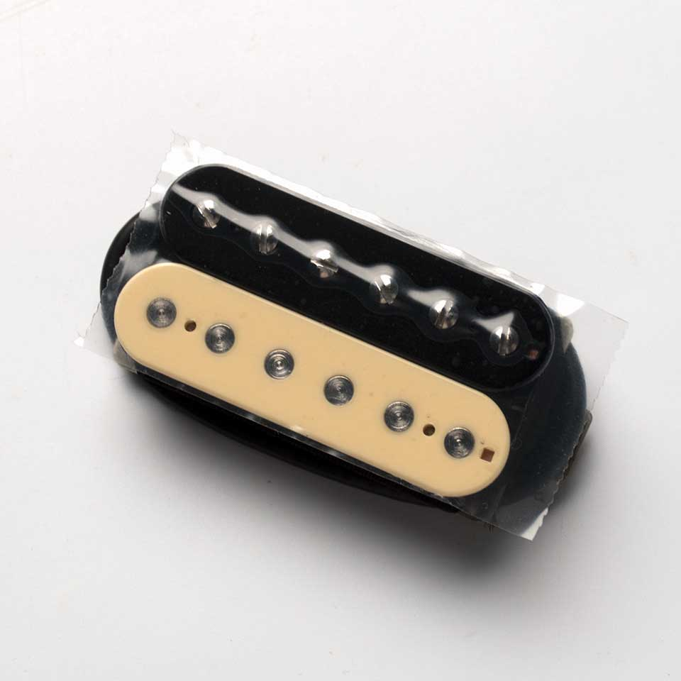 LOLLAR PICKUPS/Imperial Humbucker P.U ( HIGH/Rev.Zebra/4CON/F SPACE )【お取り寄せ商品】【送料無料】