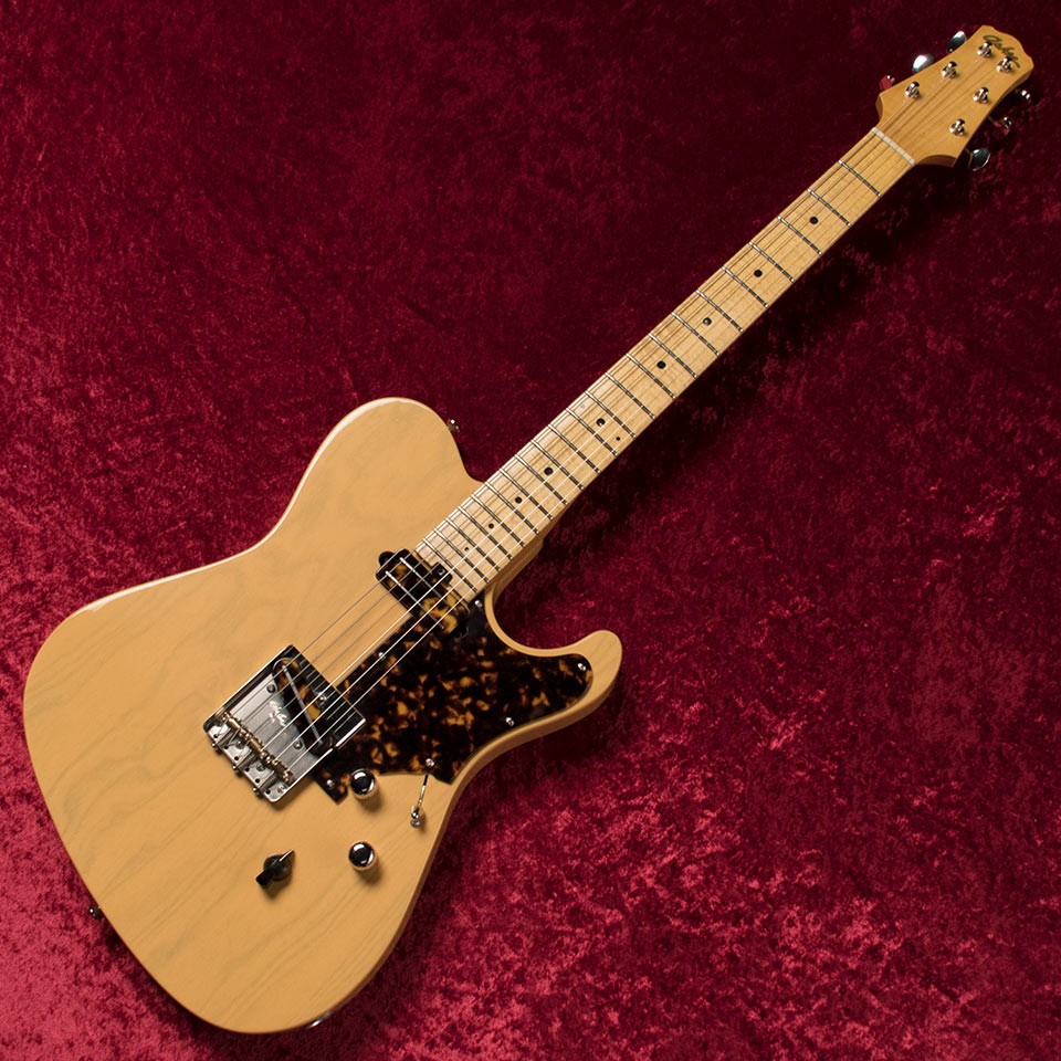 Asher Guitars/T Deluxe (Butter Scotch Blonde) 2017 #911