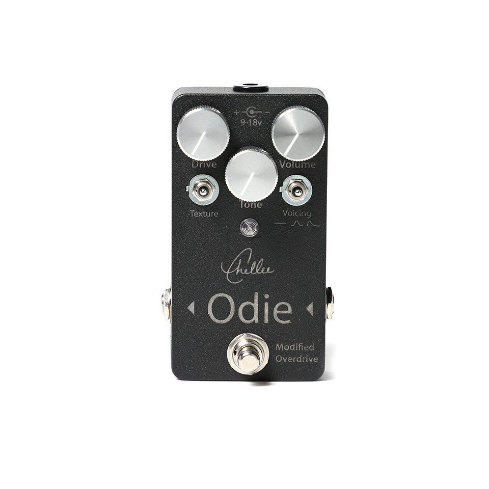 CHELLEE GUITARS and EFFECTS/Odie Modified Overdrive【World Trade Gearフェア】【在庫あり】【1901E】