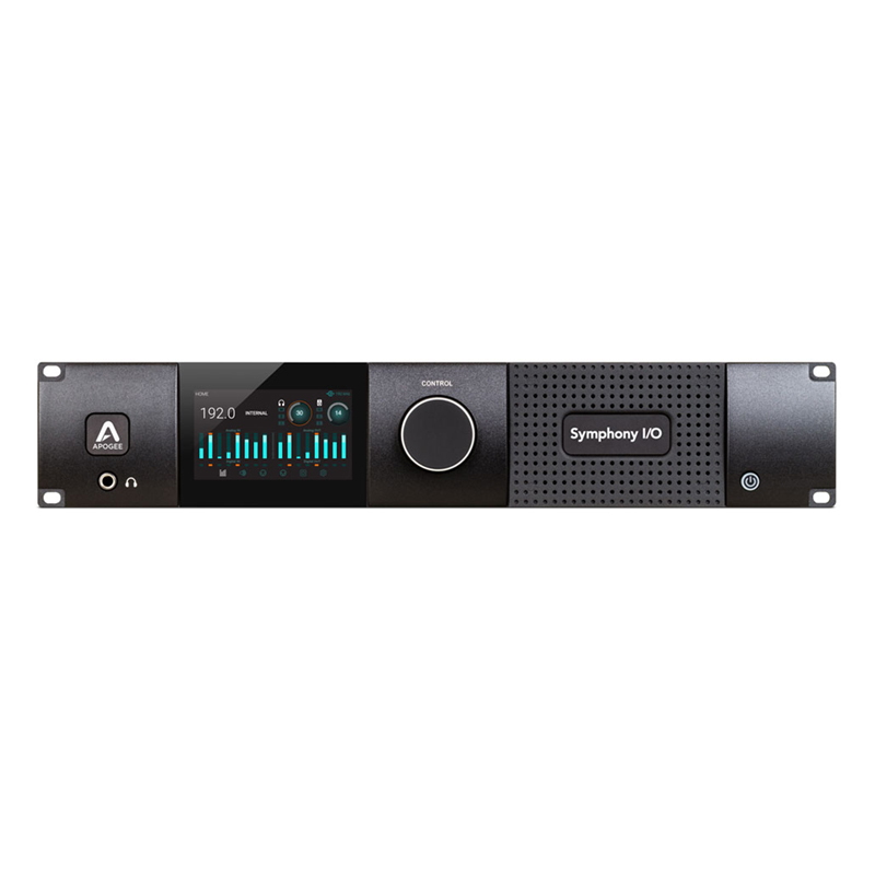 APOGEE/Symphony I/O MKII SoundGrid Chassis - No module included【ご予約受付中】