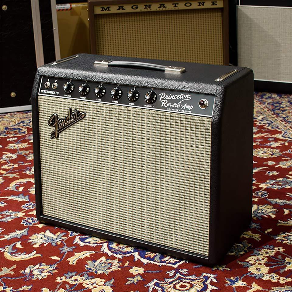 "Fender/'64 Custom Princeton Reverb ""Hand-Wired""【在庫あり】"