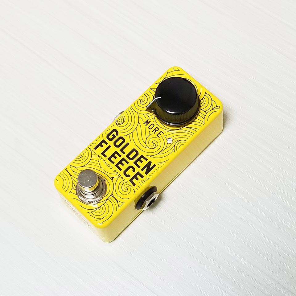Mythos Pedals/Golden Fleece
