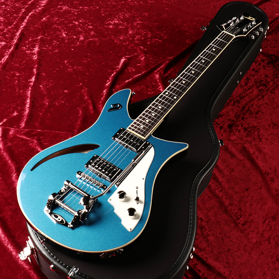 Duesenberg/DDC-BK Double Cat (Catalina Blue)【在庫あり】