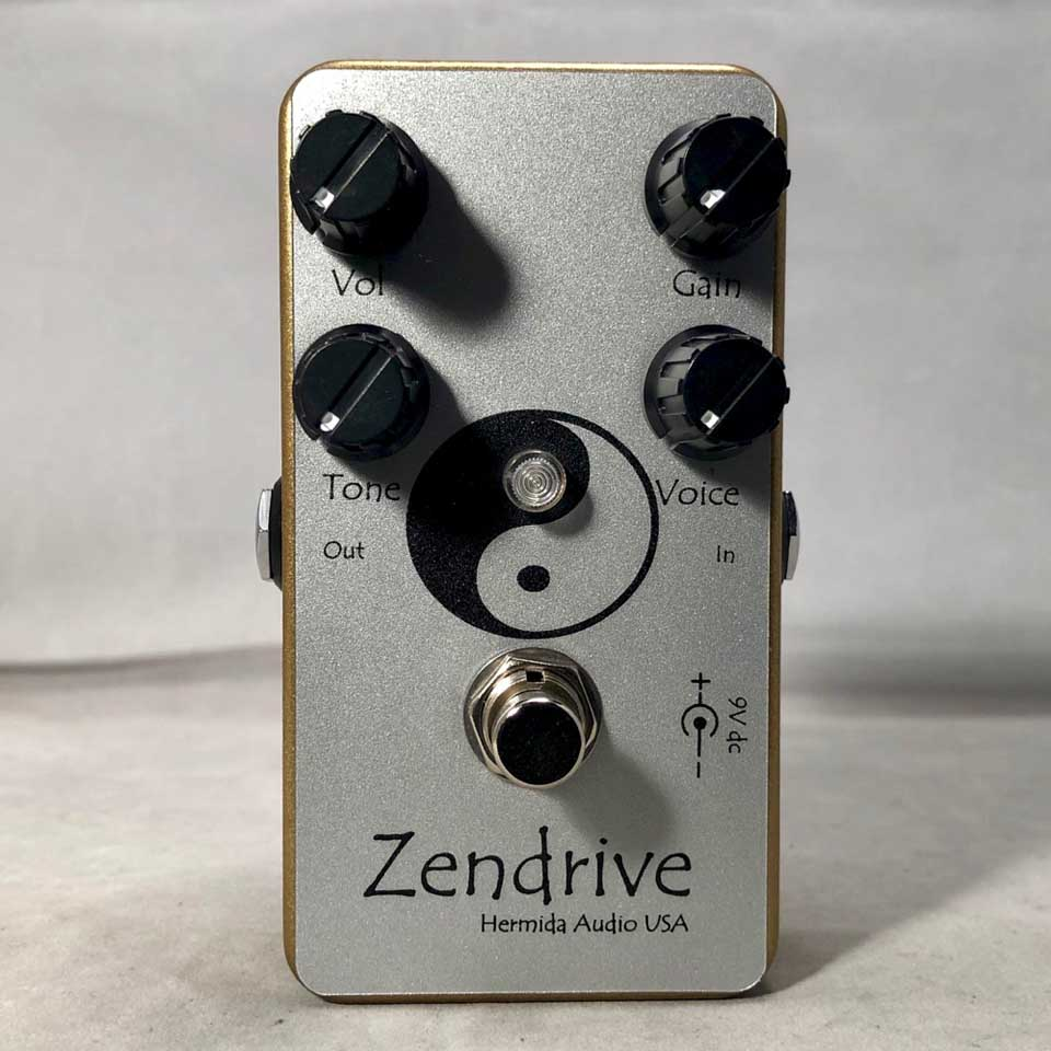 Hermida Audio Technology/GOLD ZENDRIVE II【お取り寄せ商品】