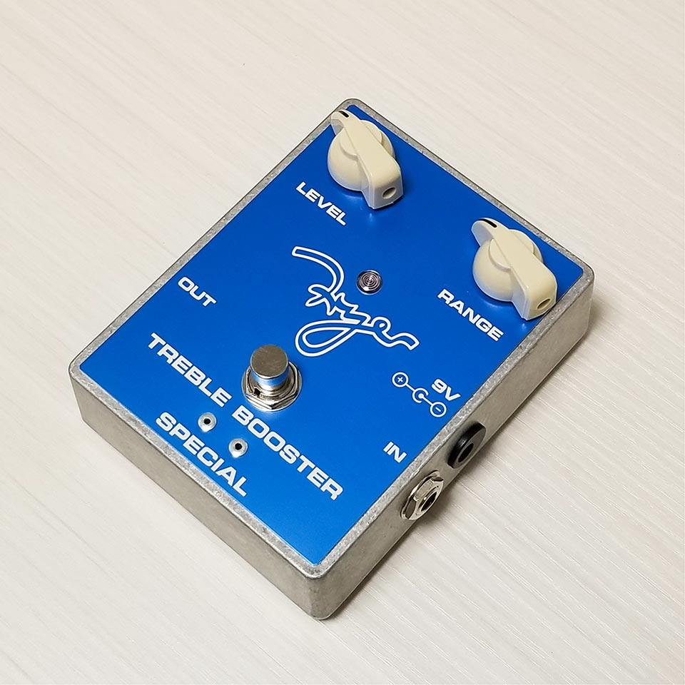 FRYER GUITARS/Treble Booster Special【在庫あり】