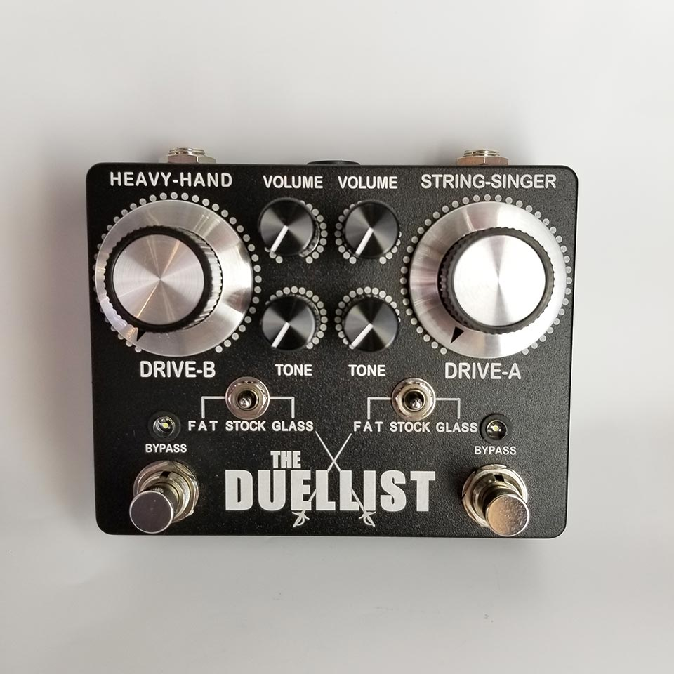 KING TONE GUITAR/THE DUELLIST