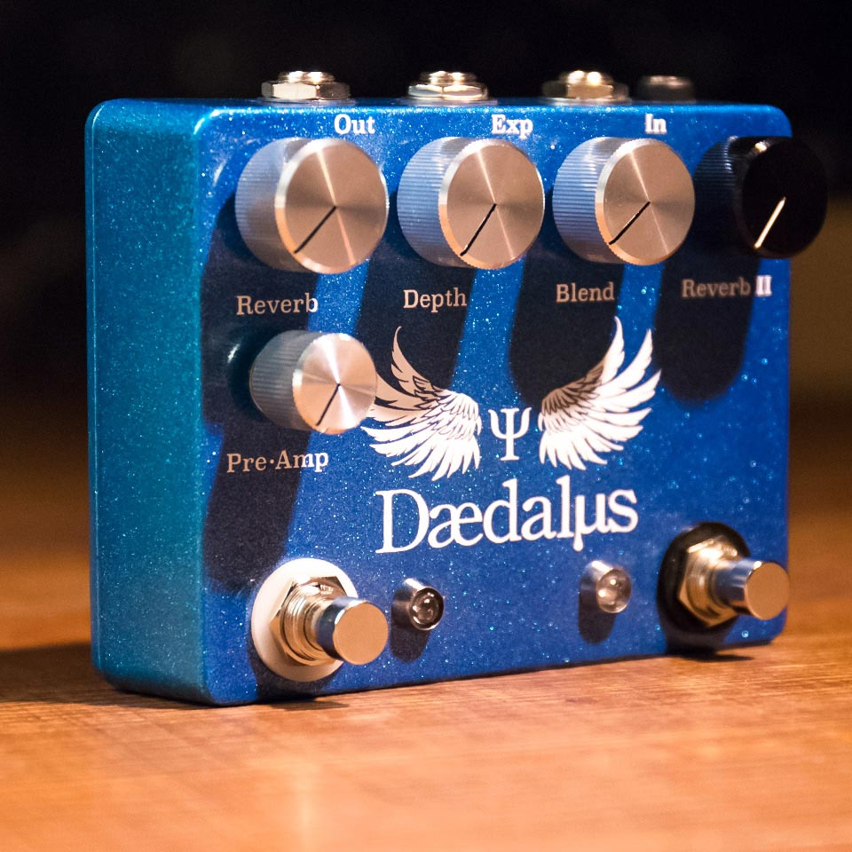 COPPERSOUND PEDALS/Daedalus【在庫あり】