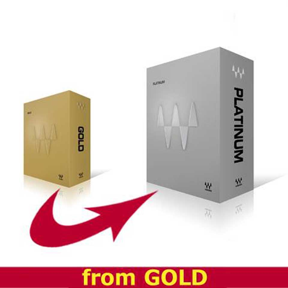 Waves/Platinum Upgrade from Gold【オンライン納品】【期間限定特価キャンペーン】