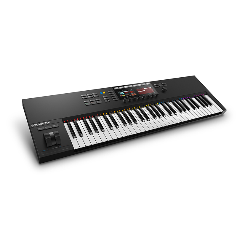 Native Instruments/KOMPLETE KONTROL S61 MK2【在庫あり】