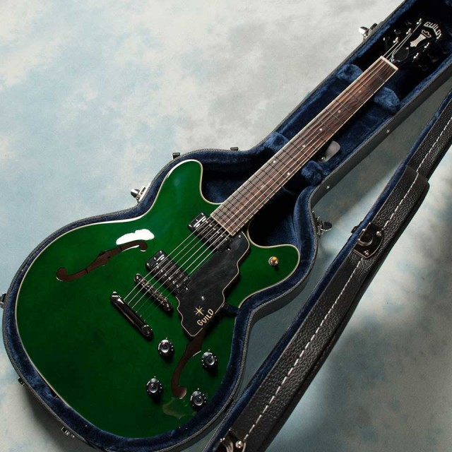 """GUILD/""""Newark St. Collection"""" Starfire IV 4 ST (Emerald Green)【お取り寄せ商品】"""
