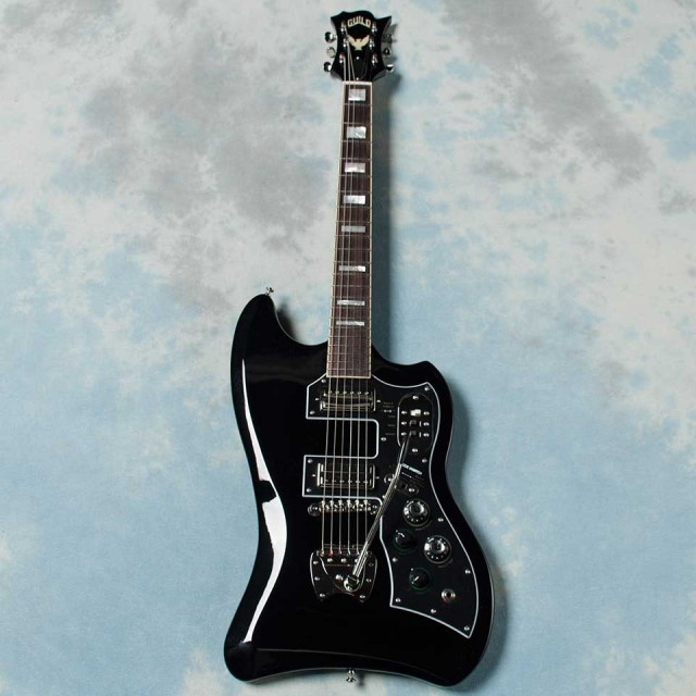"""GUILD/""""Newark St. Collection"""" S-200 T-Bird BLK (Black)【お取り寄せ商品】"""