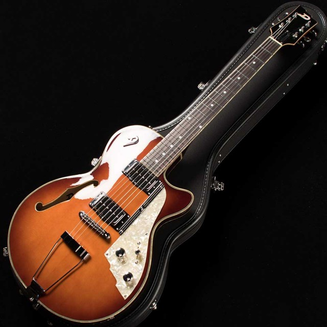 Duesenberg/DTV-VB-HLW Starplayer TV Hollow (Vintage Burst)