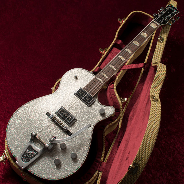 Gretsch/Custom Shop G6129TCS 1957 Silver Jet (Relic) Master Built by STEPHEN STERN【グレッチ】【ステファン スターン】