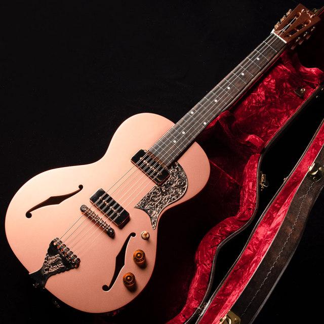 B&G Handmade Guitars/Private Built Little Sister Proper Copper w/Kikbuckers LTD PC05【在庫あり】【2011G1】