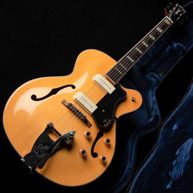 GUILD/X-175B Manhattan BLD (Blonde) 2018 #588【在庫あり】