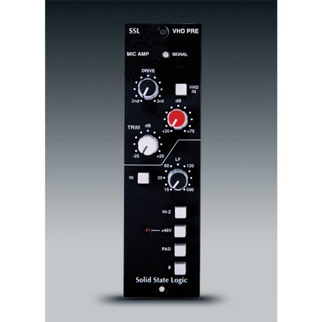 Solid State Logic/500 Series VHD Preamp