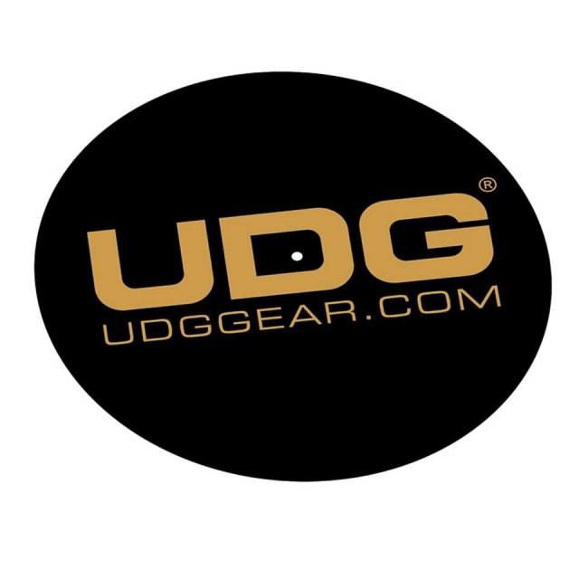 UDG/スリップマットセット ゴールドロゴ (U9935)