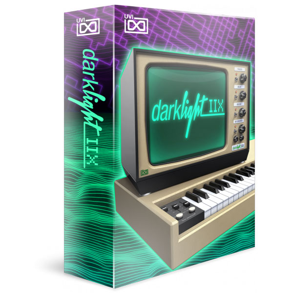 UVI/Darklight IIx【オンライン納品】