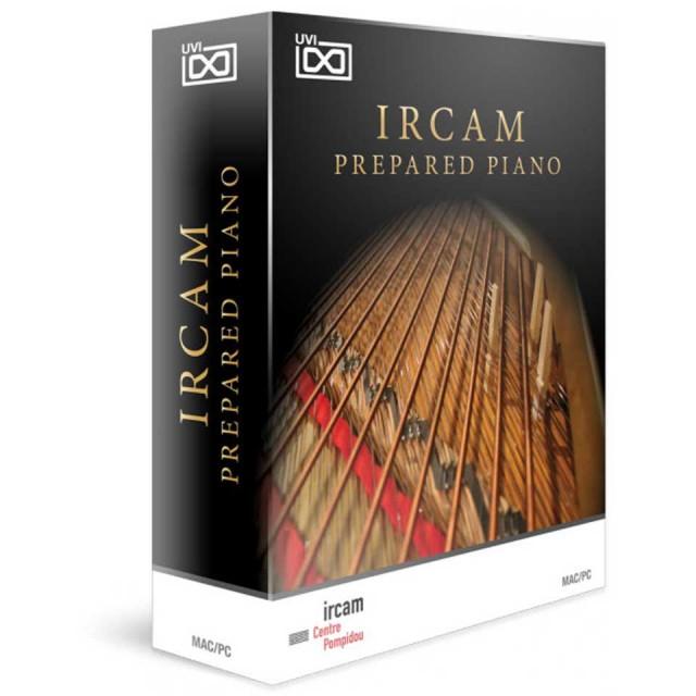 UVI/IRCAM Prepared Piano【オンライン納品】
