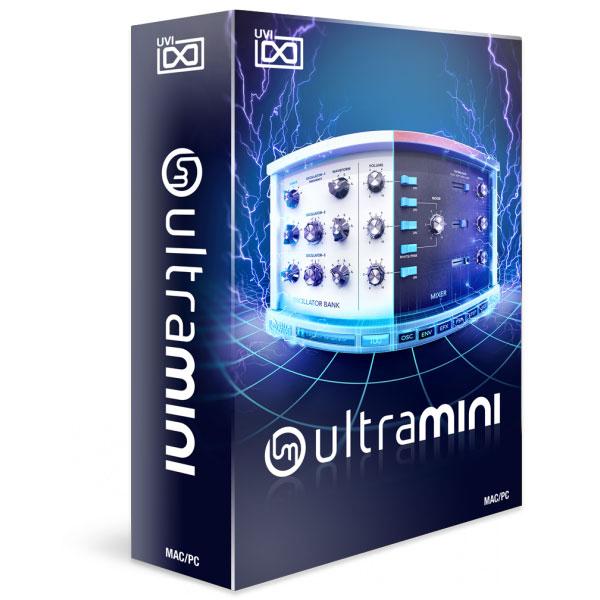 UVI/UltraMini【オンライン納品】