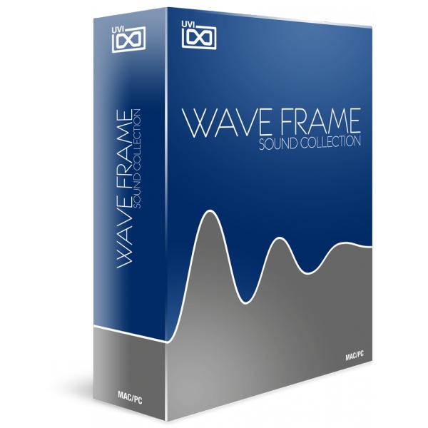 UVI/WaveFrame Sound Collection【オンライン納品】