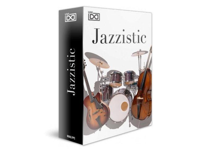 UVI/Jazzistic【オンライン納品】